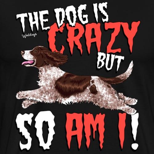 cockercrazy11 - Men's Premium T-Shirt