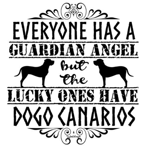 dogocanarioangel22 - Miesten premium t-paita