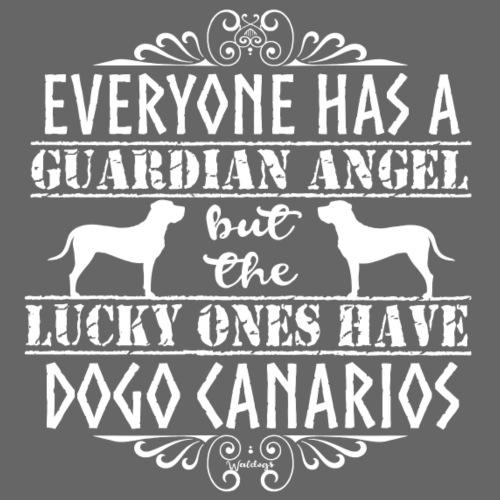 dogocanarioangel2 - Miesten premium t-paita