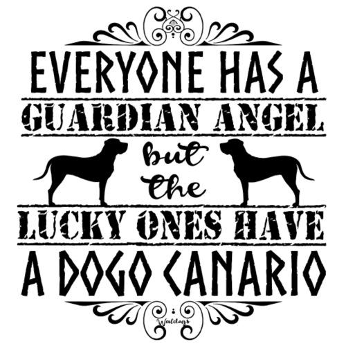 dogocanarioangel3 - Miesten premium t-paita