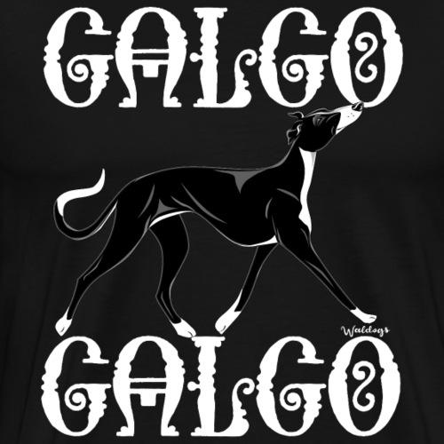 Galgo Galgo 2 - Men's Premium T-Shirt