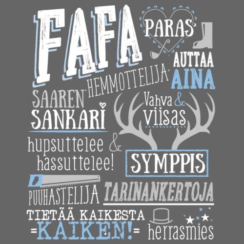 Fafa - Miesten premium t-paita