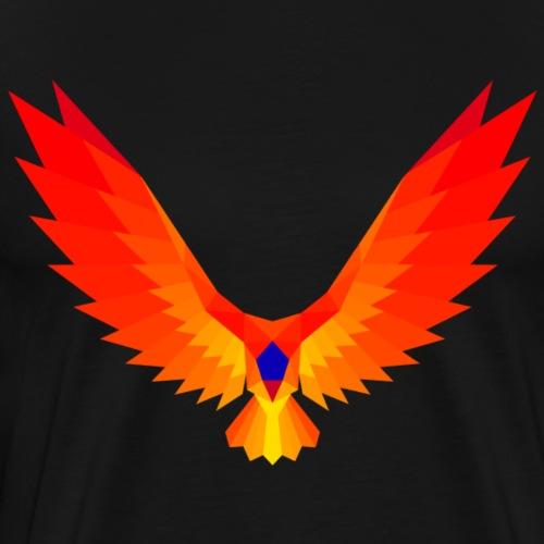 Be Free Firebird Collection - Männer Premium T-Shirt