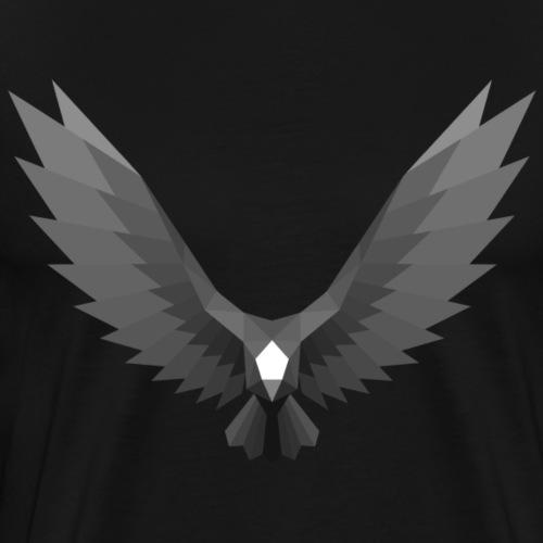 Be Free Greybird Collection - Männer Premium T-Shirt