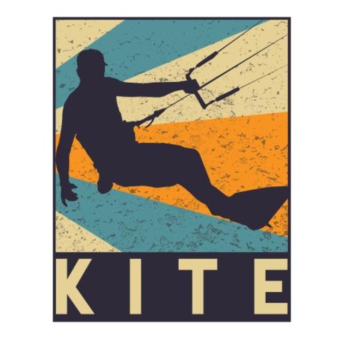 Kitesurfen - Männer Premium T-Shirt