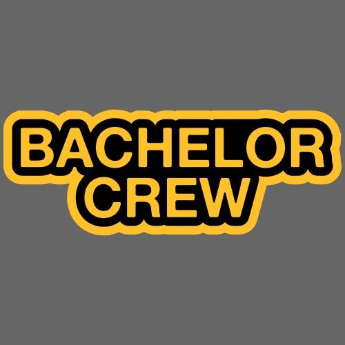 Bachelor Crew - Bachelor T-Shirt - Bräutigam Shirt - Männer Premium T-Shirt