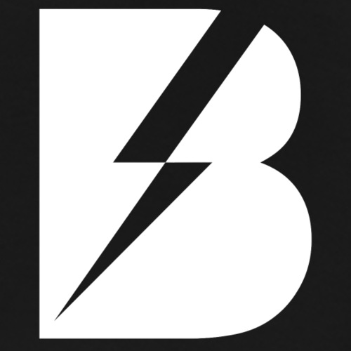 Foxbud Studios Logo White - Men's Premium T-Shirt