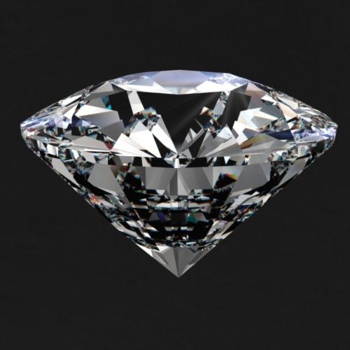 diamond luxury 4 - Camiseta premium hombre