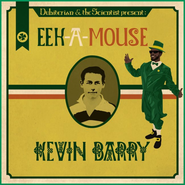 Eek a Mouse Kevin Barry