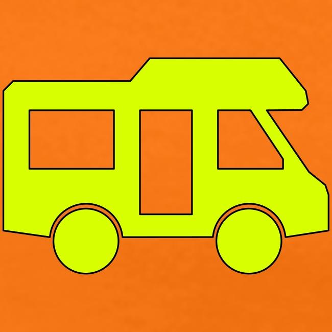 Camper logo by eland apps