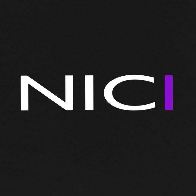 NICI logo WHITE