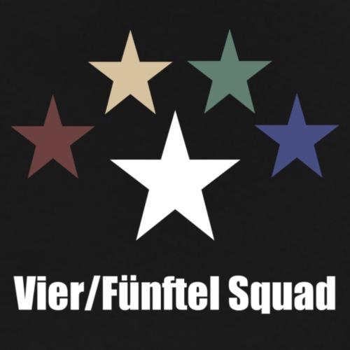 Vier/Fünftel Squad - Männer Premium T-Shirt