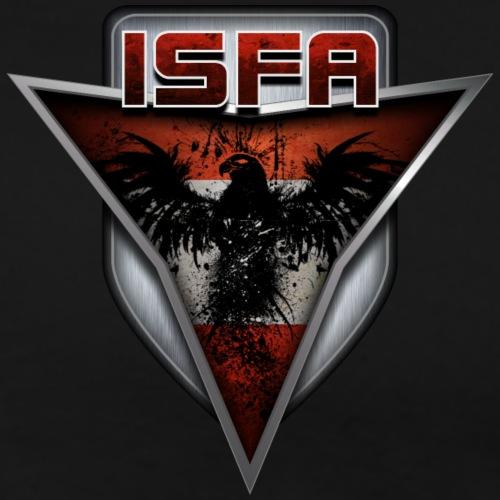 isfa logo abzeichen1 - Männer Premium T-Shirt