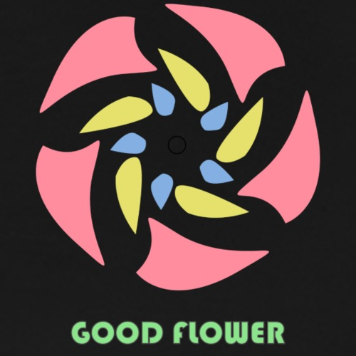 GOOD FLOWER - Camiseta premium hombre