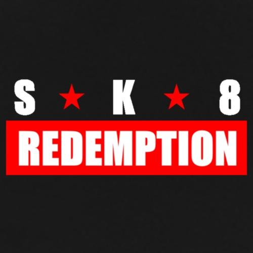 sk8 redemption 0 White - T-shirt Premium Homme