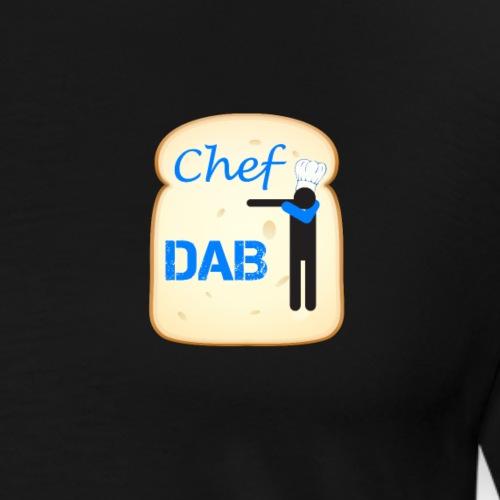 Dab Chef - Maglietta Premium da uomo