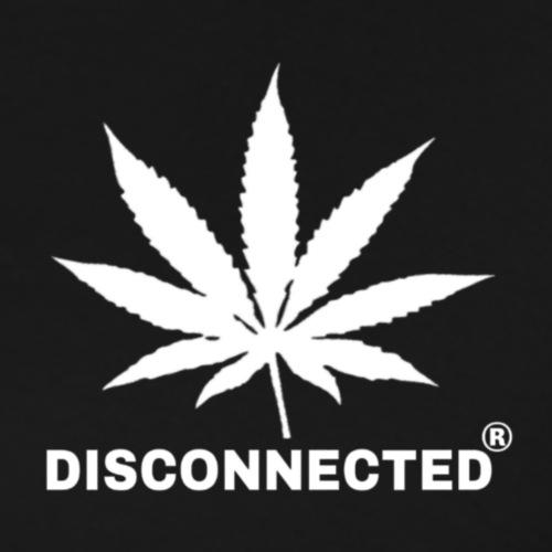 Disconnected Black & white - T-shirt Premium Homme
