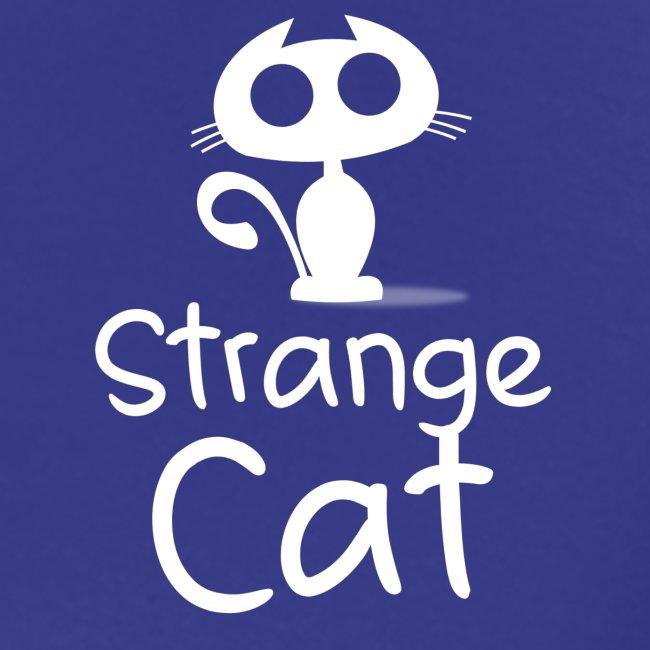 Strange Cat Blanc