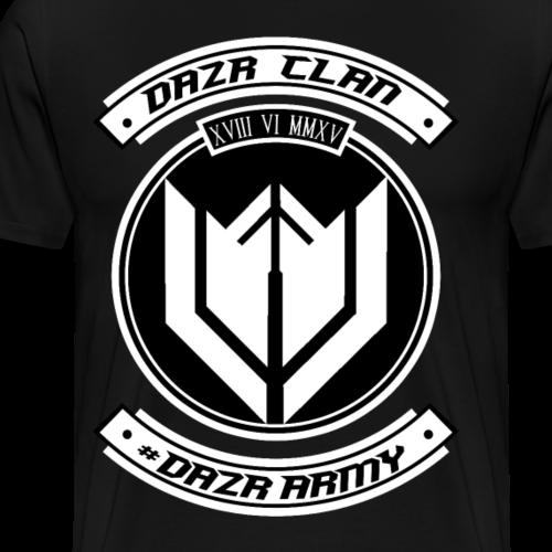 Ein etwas volleres Design - Männer Premium T-Shirt