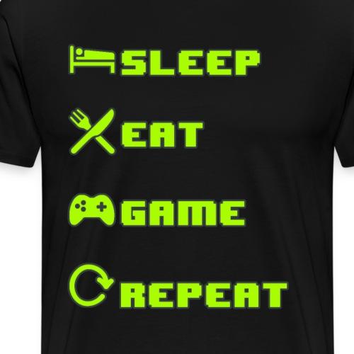 Gamer's Cycles - Men's Premium T-Shirt