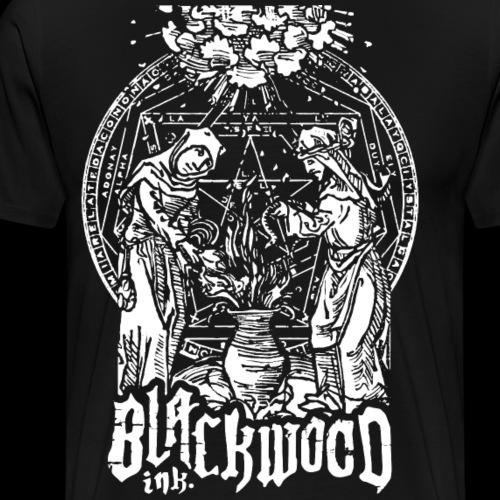 WITCHES BREW - Premium-T-shirt herr