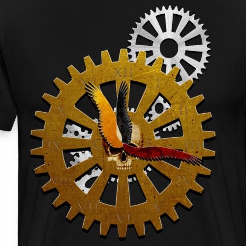 Inquisition Clockwork - Männer Premium T-Shirt