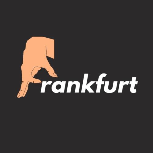 Frankfurt Sign - Männer Premium T-Shirt