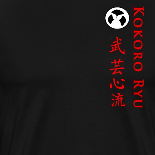 KOKORO RYU - T-shirt Premium Homme