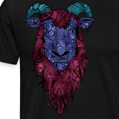 Sau - Premium T-skjorte for menn