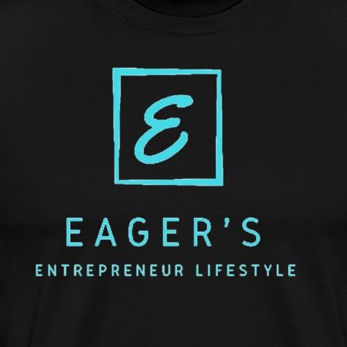 Eager's Entrepreneur Lifestyle - Camiseta premium hombre