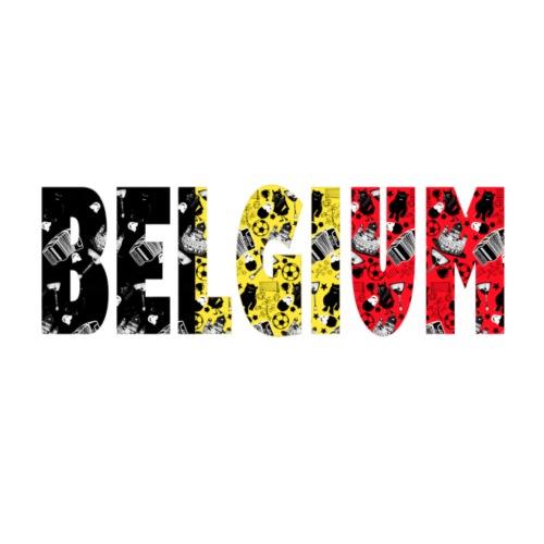 Belgium World Cup - Männer Premium T-Shirt
