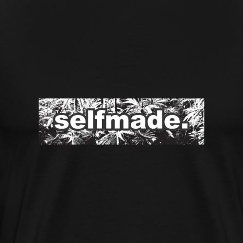 Selfmade Entrpreneurship Unternehmer selbstständig - Men's Premium T-Shirt