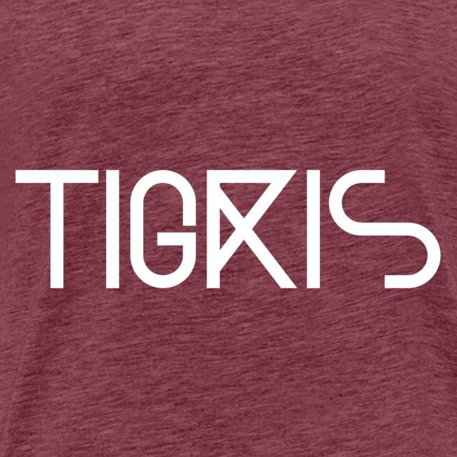 Tigris Vector Text White