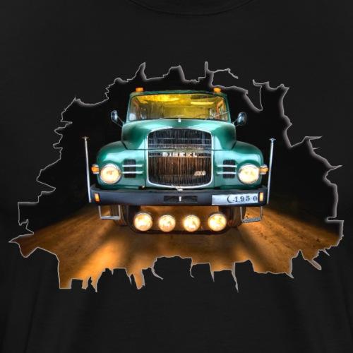 Camión clásico - Classic Truck - Camiseta premium hombre
