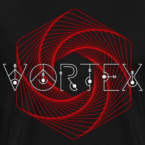 Vortex - Men's Premium T-Shirt