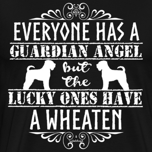 wheatenangels3 - Men's Premium T-Shirt