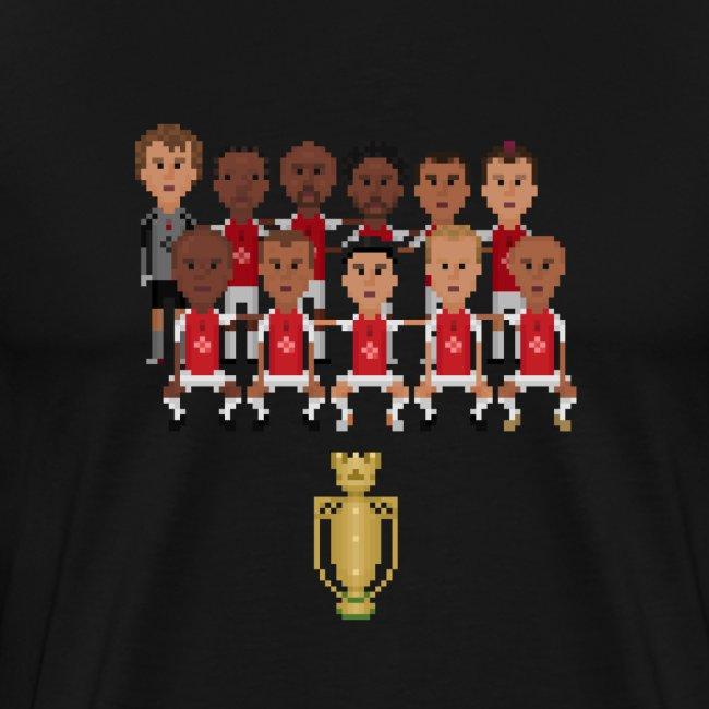 An invincible team squad