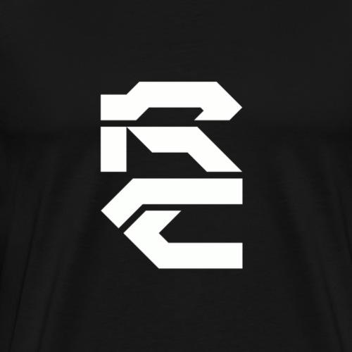 Rhythmic White - Men's Premium T-Shirt