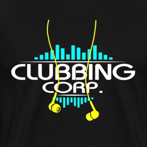 Clubbing Corp. by Florian VIRIOT - T-shirt Premium Homme