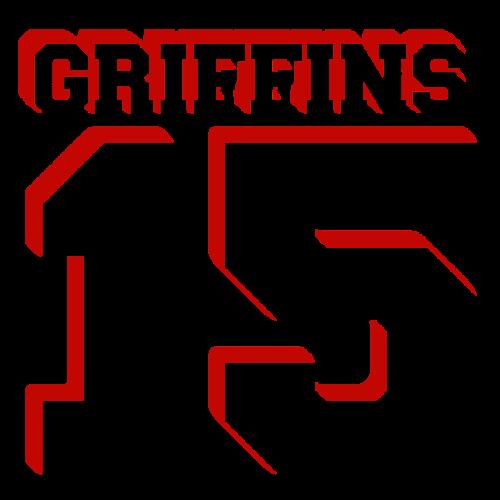 Griffins 15 - Premium-T-shirt herr