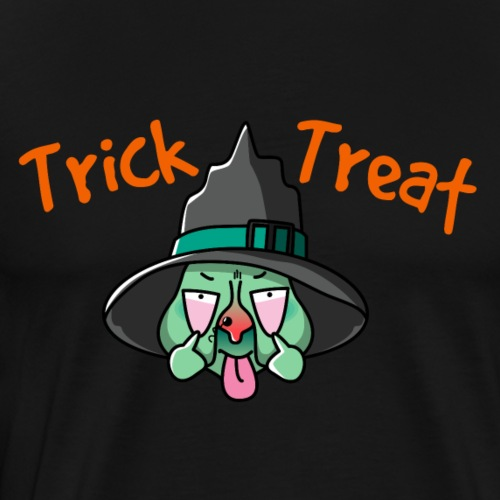 Trick or Treat T-Shirt - Men's Premium T-Shirt