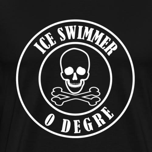 ice swimmer 0 degré - T-shirt Premium Homme