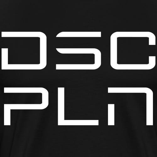 DSCPLN - Mannen Premium T-shirt