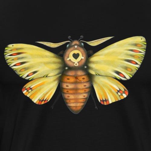 fat moth - Maglietta Premium da uomo
