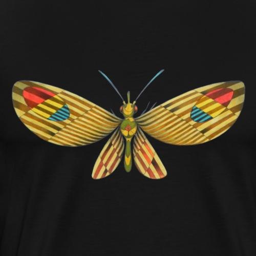 combat butterfly - Maglietta Premium da uomo