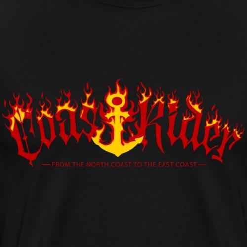 Coastrider v3 - Männer Premium T-Shirt
