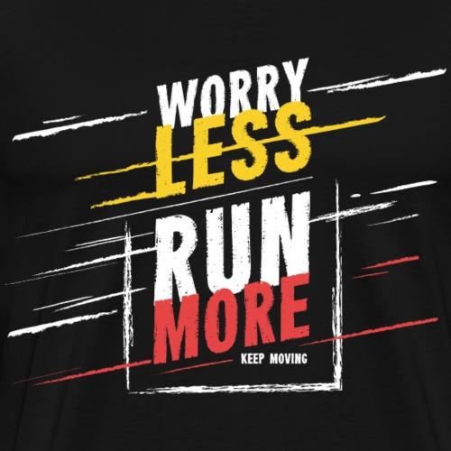 Sport Motivation - Männer Premium T-Shirt