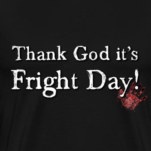 Gott sei Dank ist der Schreckentag
