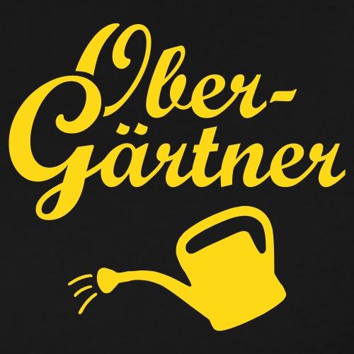 Obergärtner Giesskanne - Männer Premium T-Shirt