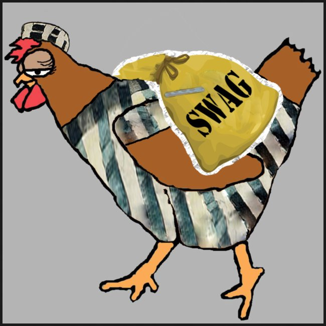 SWAG Chicken Logo
